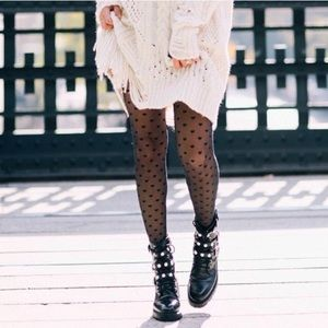 ZARA LEATHER ANKLE BOOTS W/FAUX PEARLS